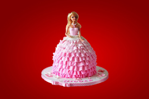 Doll Cake [Normal Flavour]
